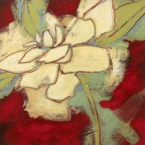 Jungle Gardenia II by Davies, Susan – stampa fine art disponibile su