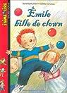 Emile, bille de clown par Hoestlandt