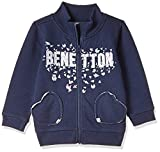 #10: United Colors Of Benetton Baby Girls' Knitwear (17A3044CZ289I21C1Y_Wine)