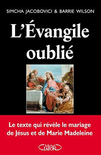 En ligne L'évangile oublié pdf epub