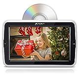 Pumpkin 10.1' HD Reproductor DVD Coche, Mutimedia con Pantalla 1024*600 Resolución para Resposacabezas de...