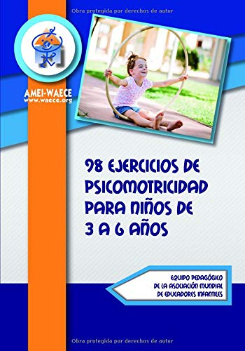 98 Ejercicios de Psicomotricidad para niños de 3 a 6 años