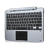 Chuwi Tastatur magnetisch Docking Multimodus Drehachse teilbares Design Keyboard für Chuwi Hi12 Tablet PC Metall Rotation Tastatur für 12,0 Zoll Tablet