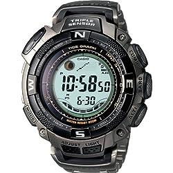 Casio PRG130T - Reloj de hombre de cuarzo gris