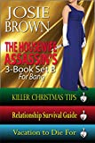 The Housewife Assassin's Killer 3-Book Set B for Bang: Books 3-5 of The Housewife Assassin Series