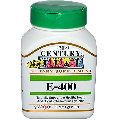 21st Century Health Care Vitamin E-400 (1x 110 Kapseln)
