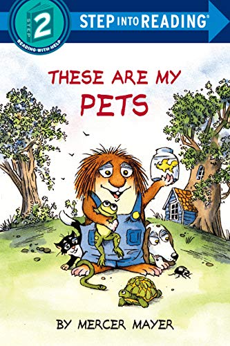 These Are My Pets (Step into Reading) (English Edition)