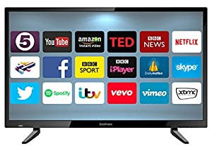 GOODMANS 32-Inch Android Smart TV - Black