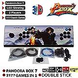 2177 HD Jeux Rétro Console Arcade 3D Pandora's Key 7 Arcade Vidéo Jeu Console Boîte 1920 x 1080 États-Unis