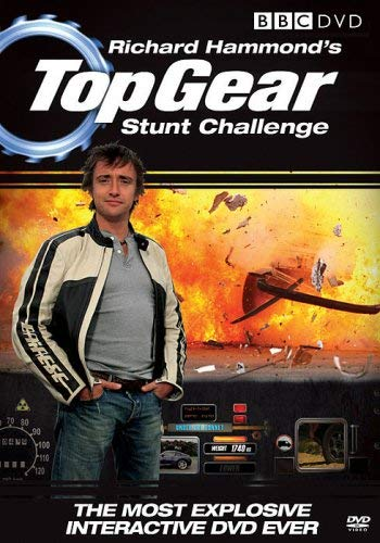 Cyclone Motor (Top Gear - Richard Hammond Stunt Challenge [UK Import])