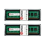 QUMOX 8GB(2x 4GB) DDR3 1333 PC3-10600 (240 PIN) DIMM MEMORIA