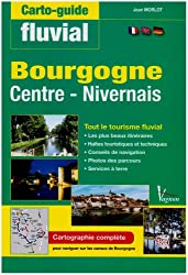 Carto-guide fluvial Bourgogne