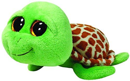 Beanie Boos - Zippy / Schildkröte grün 15cm Schildkröte Stofftier