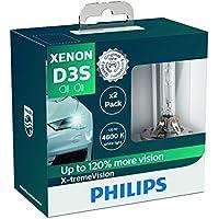 Philips 42403XVS2Ampoule Xénon X-tremeVision D3S, Set de 2