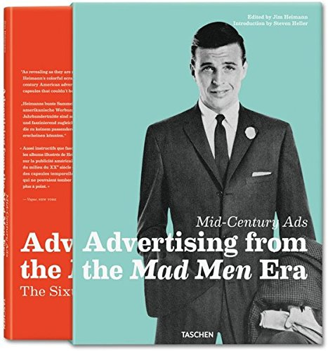 Mid-Century Ads:Advertising from the Mad Men Era: 2