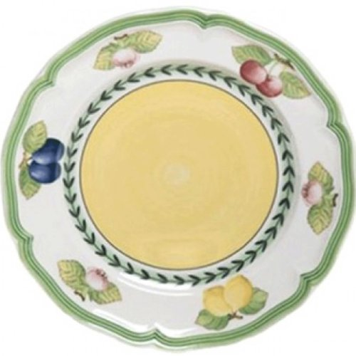 Villeroy & Boch 10-2281-2640 French Garden Fleurence Breakfast Plates 21 cm Set of 6