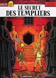 Jhen, Tome 8 : Le secret des Templiers