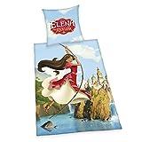 Disney Elena von Avalor Bettwäsche, mehrfarbig 80x80 135x200 cm