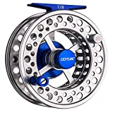 Goture Fly Fishing Reel Large Arbor with CNC-machined Aluminum Alloy Body 5/6, 7/8