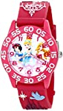 Disney Kids' W001510 Time Teacher 3D Disney Princess Watch With Pink Plastic Band best price on Amazon @ Rs. 936