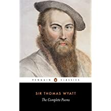 The Complete Poems (Penguin Classics) by Thomas Wyatt (1978-09-28)