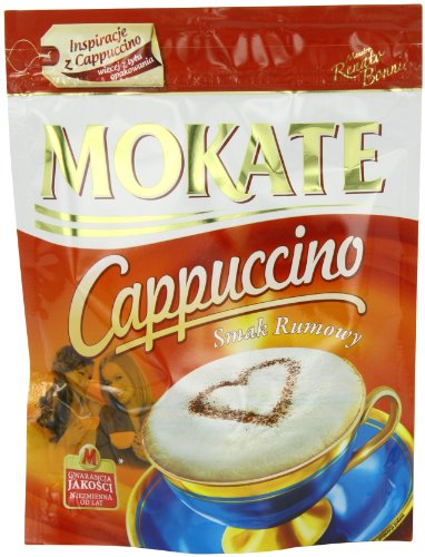 mokate-rum-flavour-cappuccino-110-g-pack-of-10