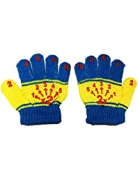 Platinum kids gloves woollen for 6-18 months (Pack of 2 pairs) in Great Sale!