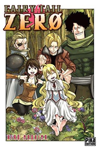 Fairy Tail Zero par