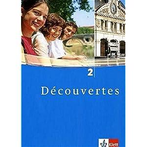 Jetzt herunterladen pdf Découvertes / Schülerbuch – Band 2