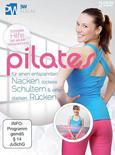 Pilates - für einen entspannten Nacken, lockere Schultern & einen starken Rücken (2 DVDs)