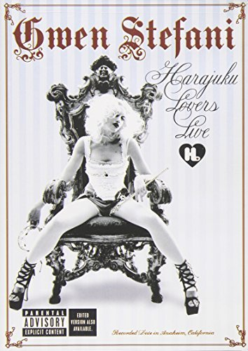 Preisvergleich Produktbild Gwen Stefani: Harajuku Lovers [DVD] [2006]