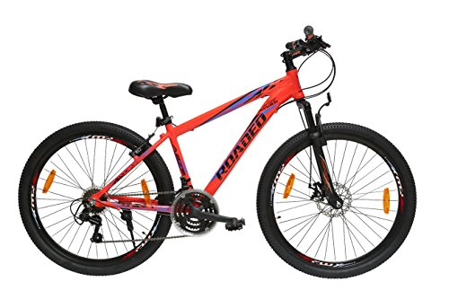 Hercules Roadeo A275 Cycle, Adult Large (Red)