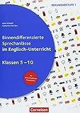 Sprechkompetenz Sekundarstufe I: Klasse 5-10 - Binnendifferenzierte Sprechanlässe im Englisch-Unterricht: Kopiervorlagen