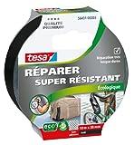Tesa 56431-00003-00 Réparer Super Résistant Ecologique 10 m x 38 mm Noir