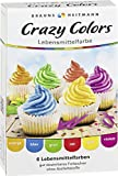 Brauns-Heitmann Crazy Colors Lebensmittelfarbe Pulver