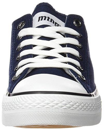 MTNG Originals Damen 13991 Sneakers, Grau Blau (CANVAS MARINO)