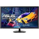 ASUS VP28UQG 28 Inch Gaming Monitor - (Black) (4K UHD 3840 x 2160, 1 ms Display Port HDMI, Adaptive Sync, FreeSync, Eye Care)