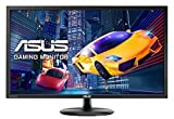 Asus VP28UQG Monitor Gaming da 28'', 3840 x 2160 Pixel, 4K Ultra HD, 1 ms, 300 cd/m², HDMI, FreeSync, 60 Hz FreeSync, Low Blue Light, Flicker Free, TUV Certificato, Nero