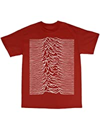 Unknown Pleasures Inspired T-Shirt en 13 Couleurs