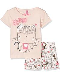 Lina Pink Bf.Mignon.Psh.Mz, Ensemble de Pyjama Fille