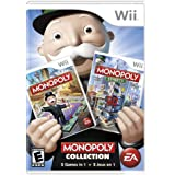 Electronic Arts MONOPOLY Collection, Wii - Juego (Wii, Wii)