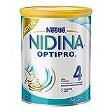 Nestlé Nidina OPTIPRO 4 da 24 Mesi Latte di Crescita in Polvere, Latta da 800 g