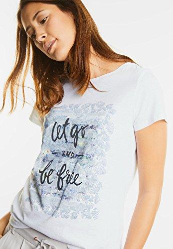 Street One Damen Festivalprint Shirt Enola white (weiss)