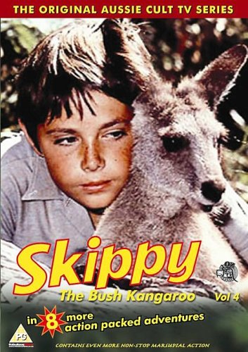 skippy-the-bush-kangaroo-volume-4-import-anglais