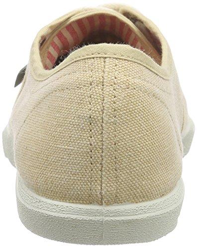Jonny´s Vegan Wakanda, Damen Sneakers, Beige (Marron), 42 EU - 2
