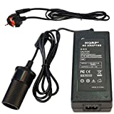HQRP AC Adapter 220V to 12V 5Amp Converter for BERKLEY CLASSICS Deluxe Serrated