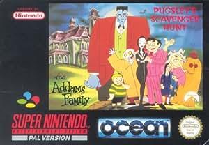 The Addams Family - Pugsley's Scavenger Hunt - Super Nintendo PAL FR