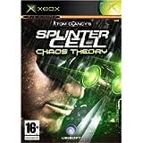 Splinter cell chaos theory - XBOX - PAL