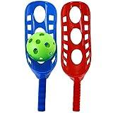 TOYMYTOY Kinder Outdoor Spielzeug Fangbecher Fang Ball Spiel