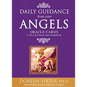 Daily Guidance from Your Angels Oracle Cards: 44 cards plus booklet by Doreen Virtue (2006-09-01)
